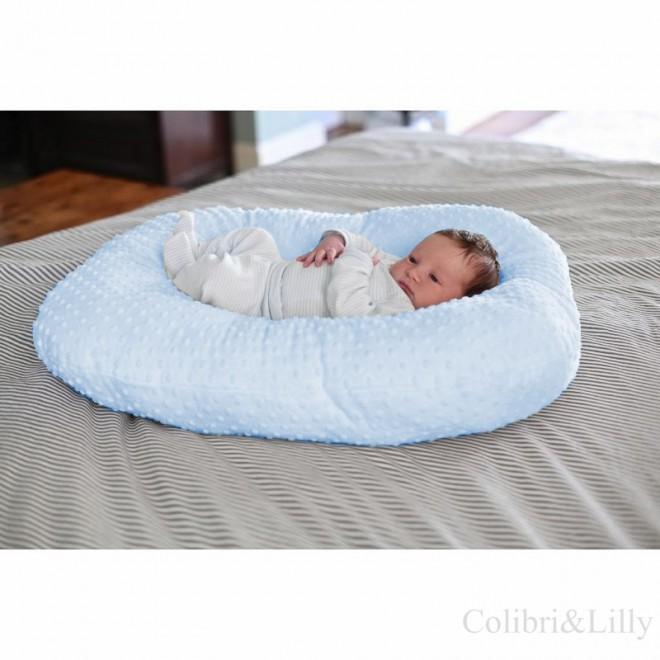 Кокон для малыша Cocoon Blue