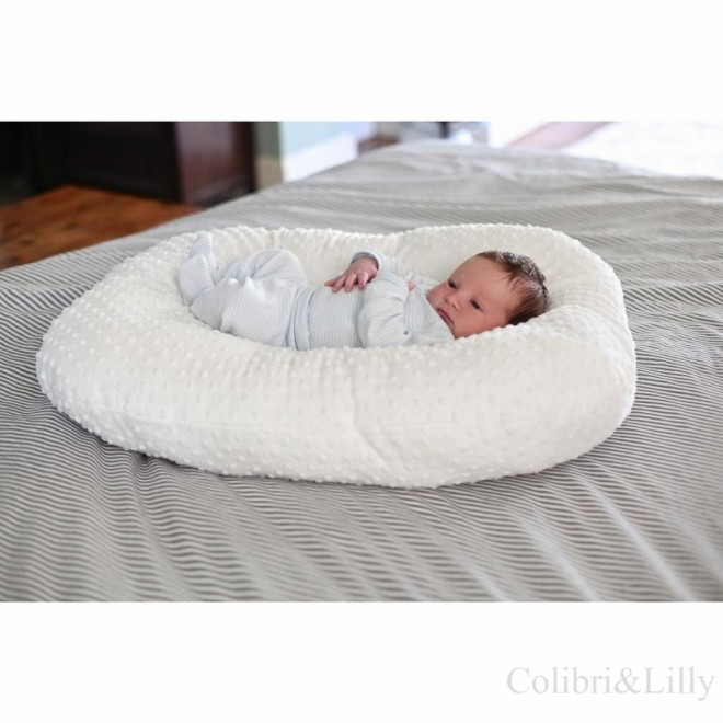 Кокон для малыша Cocoon Ivory