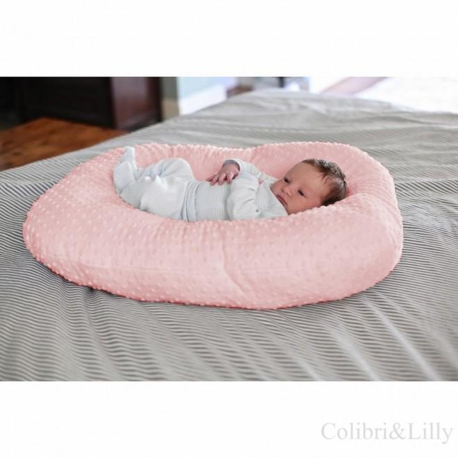 Кокон для малыша Cocoon Pink