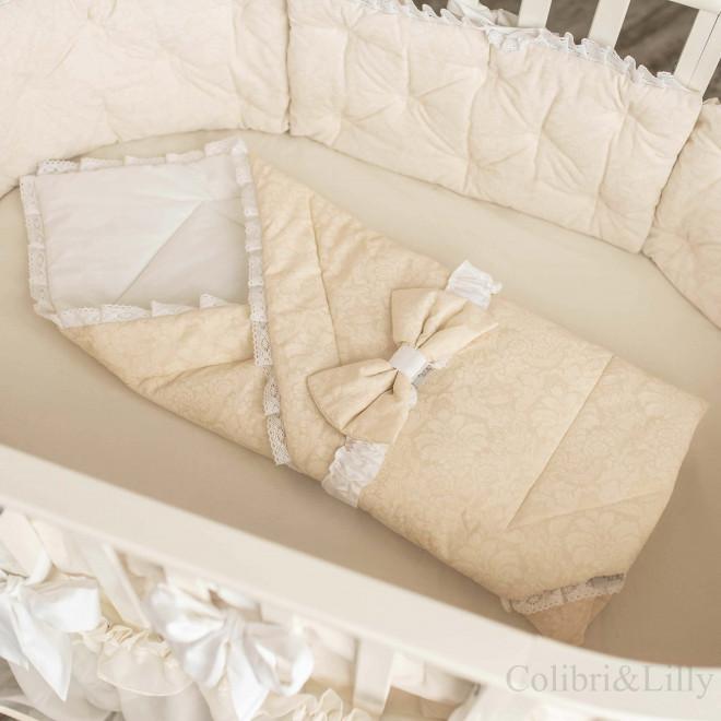 """Одеяло-конверт для новорожденного коллекции """"Rafaello"""""""