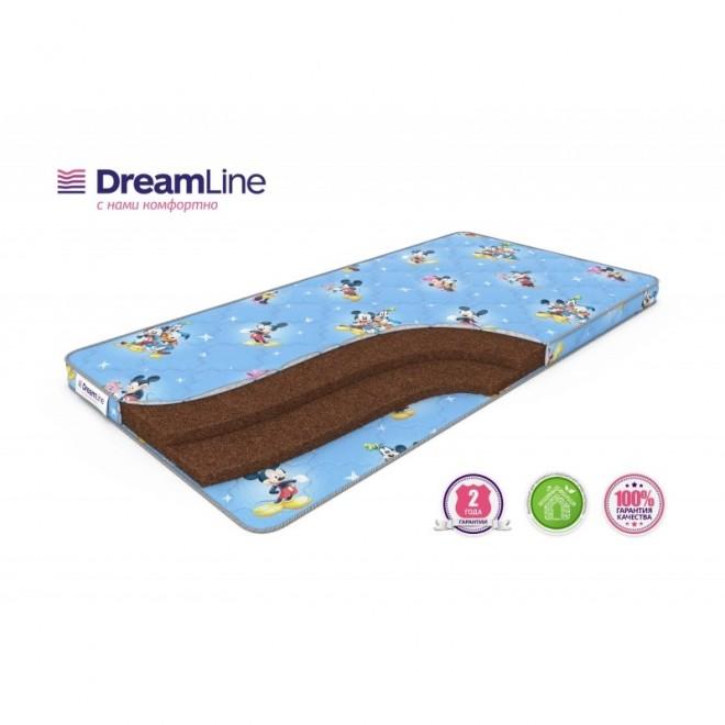 Детский матрас в кроватку Baby Dream 6