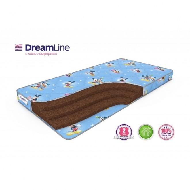 Детский матрас в кроватку Baby Dream 9