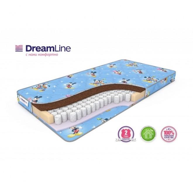 Детский матрас в кроватку Baby Sleep Dream TFK