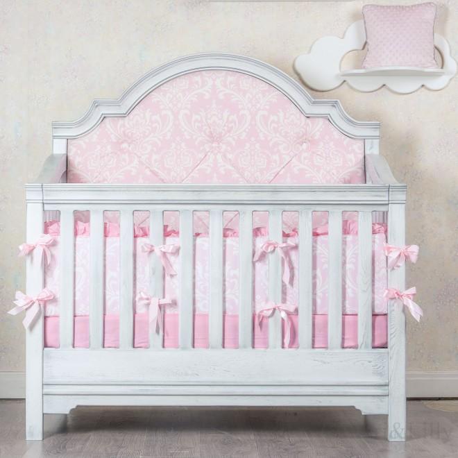 Детская кроватка коллекции Sweet Lullaby