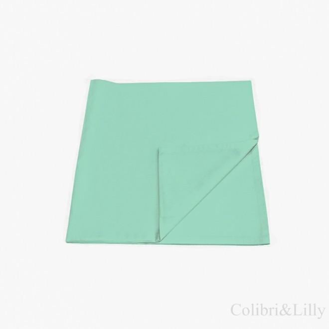 Наволочка в кроватку (цвет: мятный)