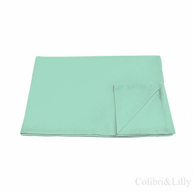 Пододеяльник в кроватку (Цвет: мятный)